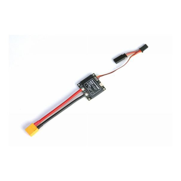Power Distribution Telemetry Board with SBEC