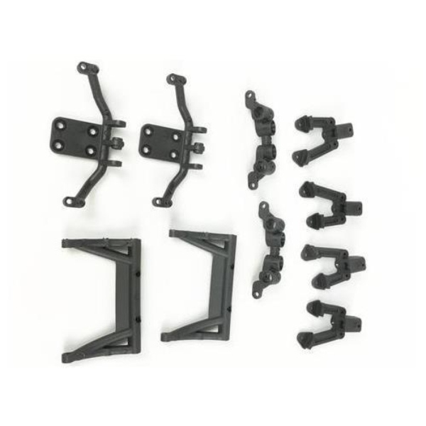 Thunder Tiger Bumper & Body Posts Part - Hilux
