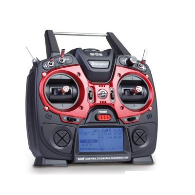 Graupner mz-12 PRO 12 Channel Telemetry Radio System