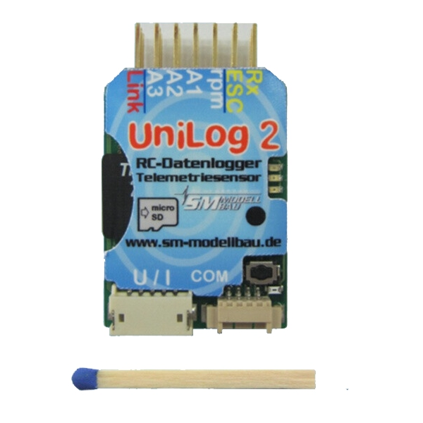 Unilog 2 / Telemetry Data Logger